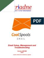 Email Setup