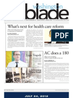 Washingtonblade.com - Volume 43, Issue 27 - July 6, 2012