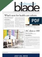 Washingtonblade.com - Volume 43, Issue 27 - July 6, 2012