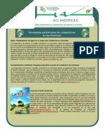 2011 Boletin Verde Cooperativo 09 (Noticias Ambientales Cooperativas)