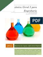 Apostila de quimica Parte 1