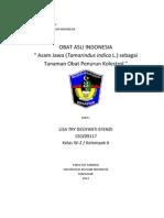 Makalah OAI_Asam Jawa_Lisa Try D(150209117)