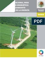 Estrategia Nacional para la Transición Energética y el Aprovechamiento Sustentable de la Energía 2011