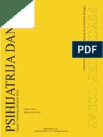 Psihijatrija danas 2005-2