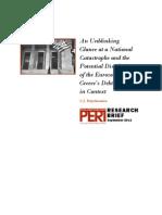 Greece's Debt Crisis in Context