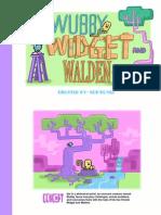 Wow! Wow! Wubbzy! show bible