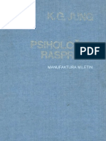Psihološke rasprave - K. G. Jung