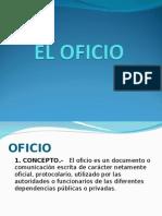 oficio