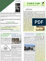 """Publicação Diocesana - """"Vinde e Vede"""" - N.º 16"""
