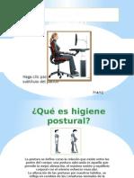 Higuiene Postural