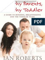 July Free Chapter - Healthy Parents, Healthy Toddler by Jan Roberts