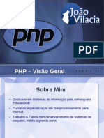 Php Visao Geral