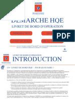 HQE _livret de Bord & Grille d'évaluation ADEME2005