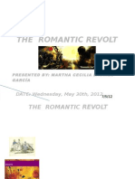 The Romantic Revolt