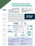 GUI2004 haute qualité environnementale des bâtiments _fiches HQE _FR