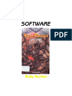 Rucker, Rudy - Software