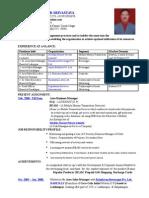 New Resume NKS