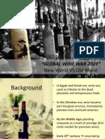 Global Wine War 2009 Fix