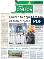 CBCP Monitor Vol. 16 No.14