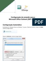 Configuração Manual do Exchange 2010 - EMandic