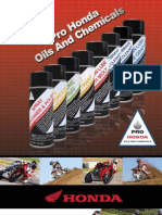 Brochure 2008 Honda Oil and Chemicals