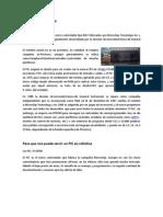 Tema de Investigacion de Inteligencia Artificial Fredy Miranda C