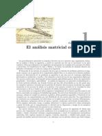 Historia Del Analisis Matricial-Jaime Molina P.