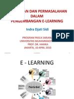 Tantangan e Learning