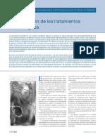 Una revisión de los tratamientos oncológicos