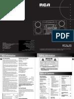 RS2620 Manual