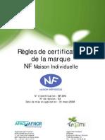 HQE Maison Individuelle _guide Opérationnel _3 Certification