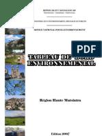 tableau des bord environnemental région _matsiatra