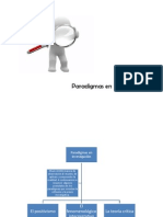 paradigmas en investigación