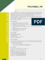 Polyseal Ps Sealant(H.E)