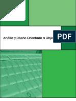 Manual Análisis y Diseño Orientado a Objeto versión 1.1 (1)