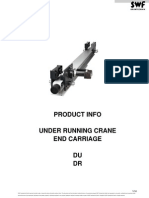 Product Info SWF Under Running End Carriages DU-DR ENG