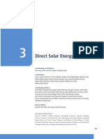 Chapter 3 Direct Solar Energy