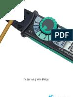 pinzas amperimétricas