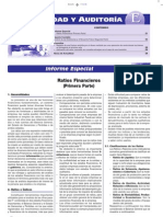 Ratios Financieros (1era Parte)