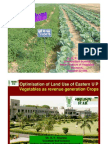 Pattern and options of land use in Uttar Pradesh