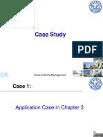 Case Analysis Cross Cultre