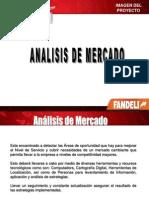 Actividades Analista de Mercado Nal de Vtas