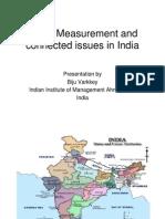 Wage Presentation India