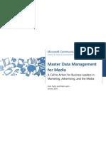 Microsoft Master Data Management Media Whitepaper