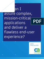 CA Apm Solution Brief