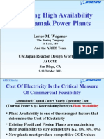 Achieving High Thermal Power Plant Availability