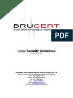 Linux Security Guidelines v104