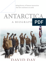 Author Q&A With David Day, author of Antarctica