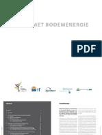 SKB Cahier Meer Met Bodemenergie