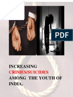 Increasing Crimes
